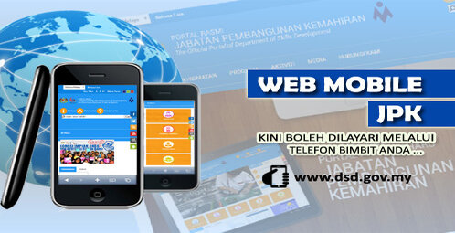 web mobile JPK